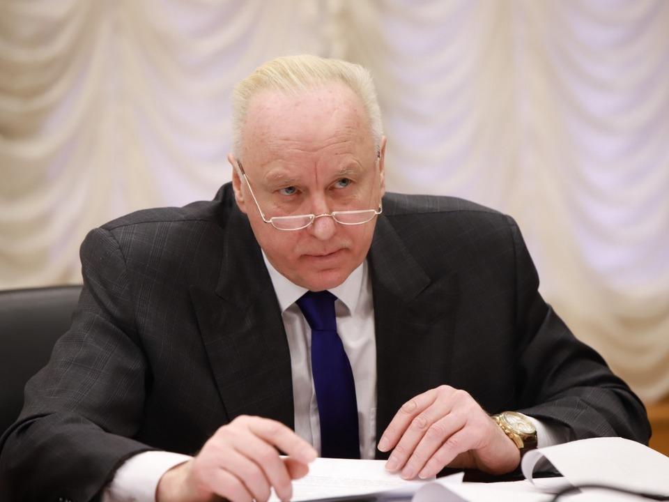 Александр Бастрыкин (фото sledcom.ru)
