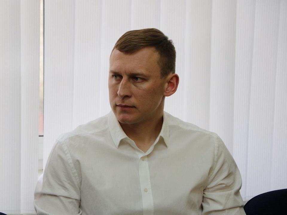 Олег Смоляков (фото smolensk.er.ru)
