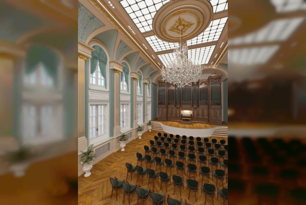 проект органного зала на улице Бакунина в Смоленске (фото smoladmin.ru)