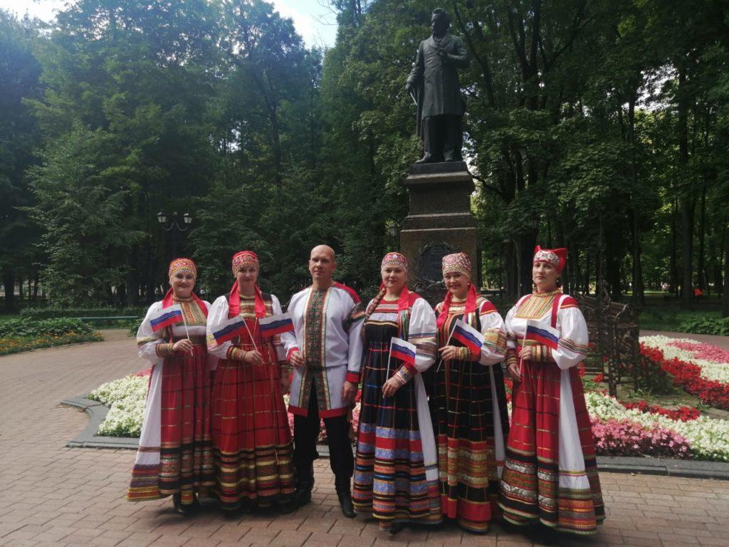 смоленский ансамбль народной песни Славяне
