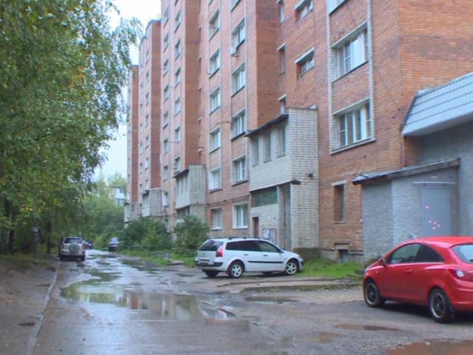 дом №20 на улице Марии Октябрьской (кадр видео 67.mvd.ru)
