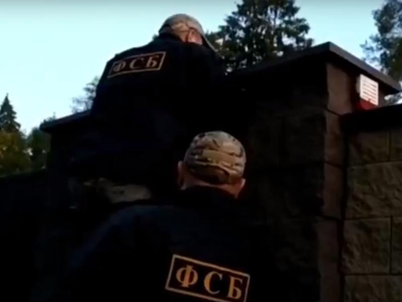 ФСБ, задержание смолянина, гендиректора одной из стройфирм