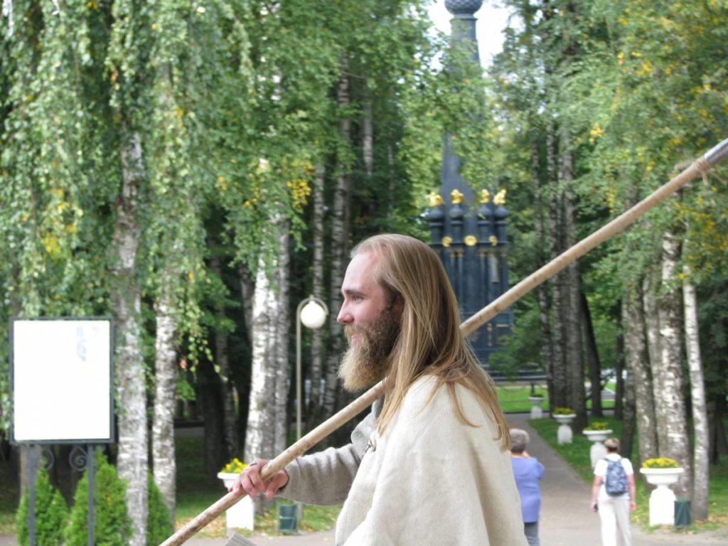 праздник 800 лет невский