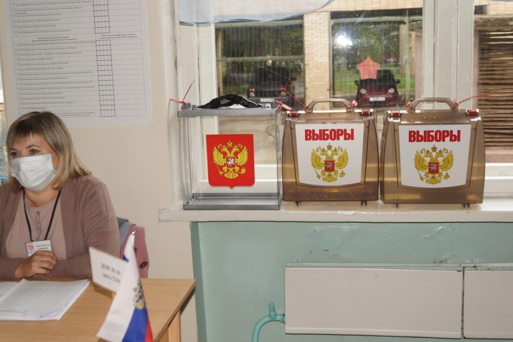 выборы госдума