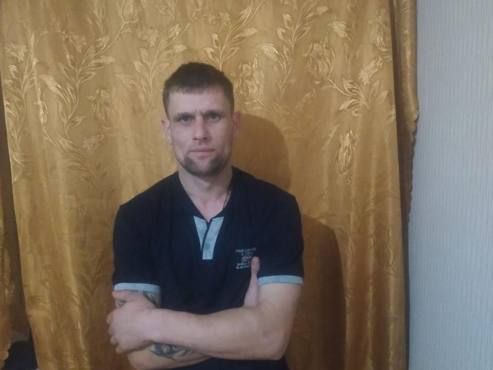 30-летний Титов Сергей Сергеевич, инвалид второй группы, Гагаринский район (фото vk.com smolensk67)