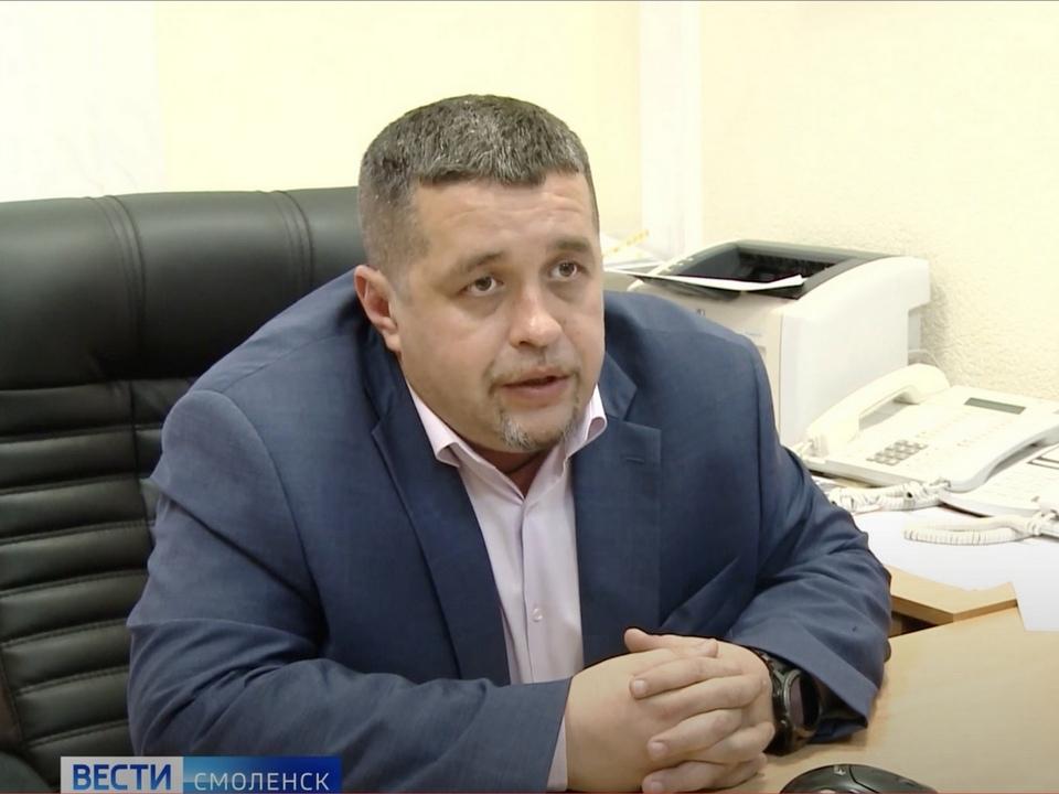 Сергей Кошенко (фото gtrksmolensk.ru)